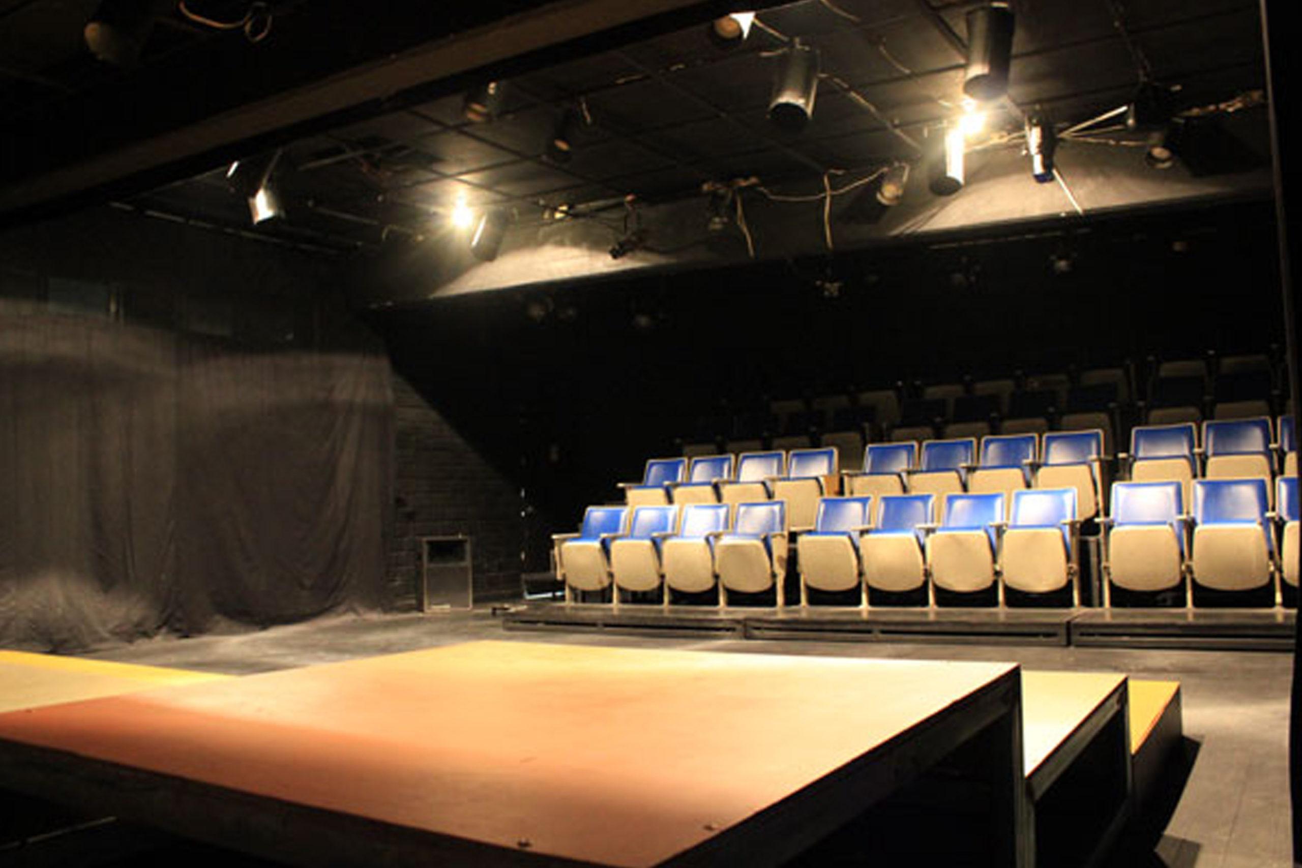 El teatro La Caja